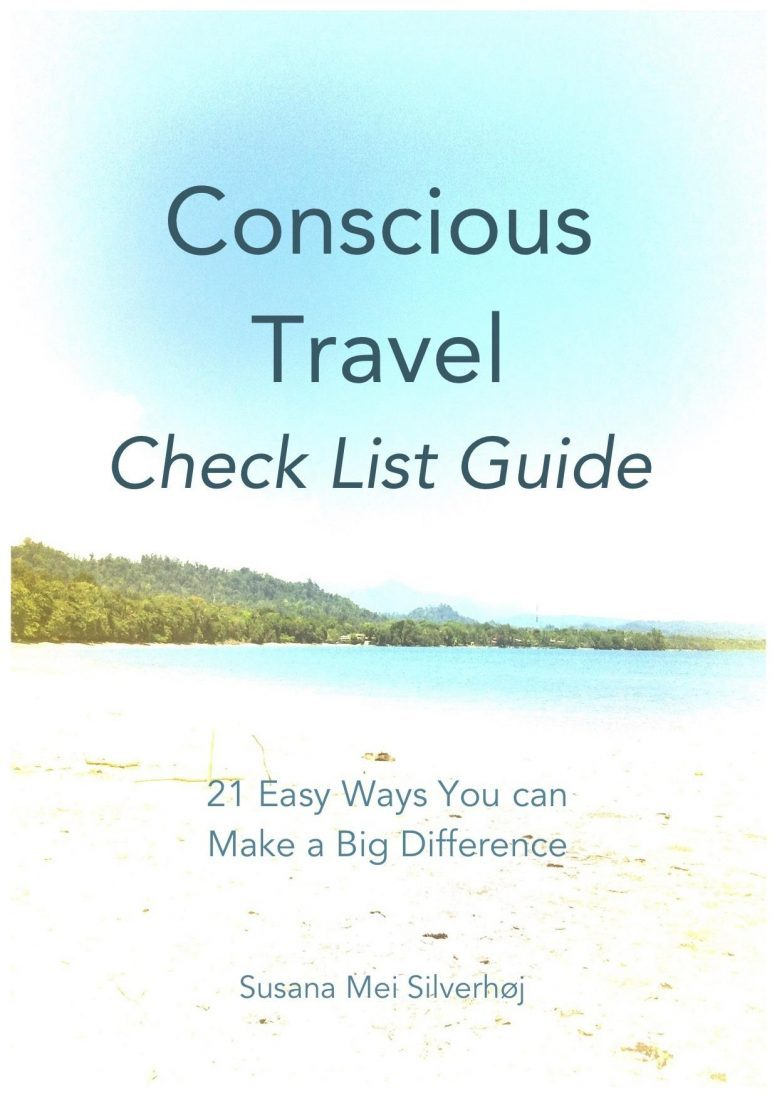 Cover of Conscious Travel Guide