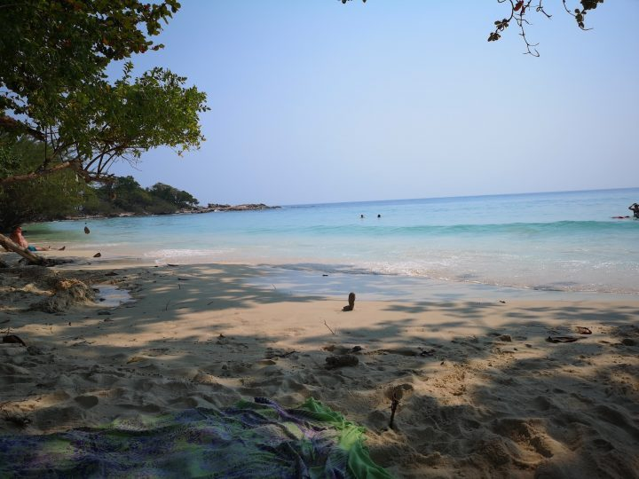 Amazing beach of Koh Wai at Koh Samet, Thailand